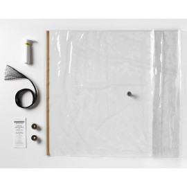 "Thin Air Press Kit  35 x 52"" (88cm x 132cm)"