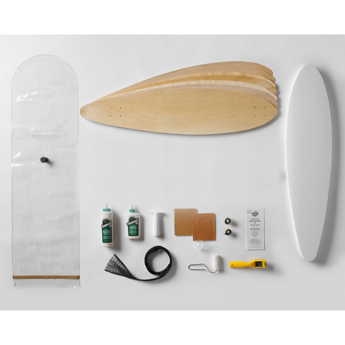 Pintail Skateboard Kit